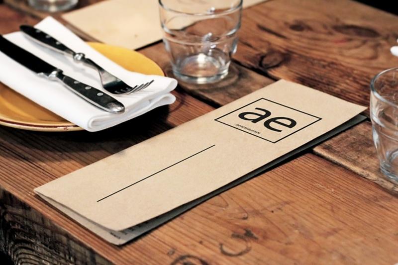 5 pasos para diseñar la carta de tu restaurante